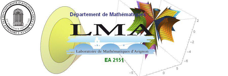 Laboratoire de Mathématiques d'Avignon